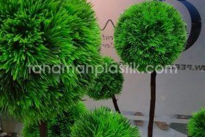 Pohon Bola Plastik